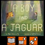 A Boy and a Jaguar Cover.