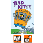 Bad Kitty School Daze Cover.