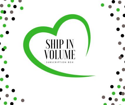 SHIP IN VOLUME website
